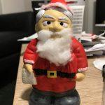 Santa Tax Man